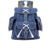 Grafea Women's Denim Hari Backpack - Denim