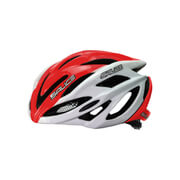 Salice Ghibli Helmet- White/Red