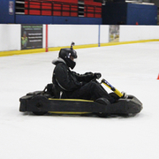 Karting on Ice for One