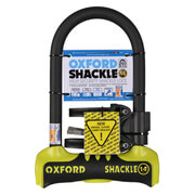 Oxford Shackle 14 U-Lock - 260mm