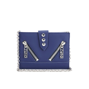 KENZO Women's Kalifornia Wallet on a Chain Crossbody Bag - Navy