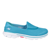 Skechers Women's GOwalk 3 Pumps - Blue