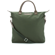 WANT LES ESSENTIELS Men's O'Hare Shopper Tote - Olive/Gunmetal