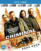 Criminal (Includes UltraViolet Copy)