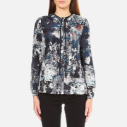 BOSS Orange Women's Callai Printed Blouse - Multi