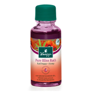 Kneipp Pure Bliss Herbal Red Poppy and Hemp Bath Oil (100ml)