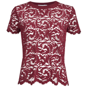 Samsoe & Samsoe Women's Liva Top - Beet Red