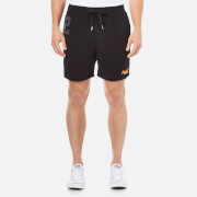 Superdry Men's Premium Waterpolo Swim Shorts - Black