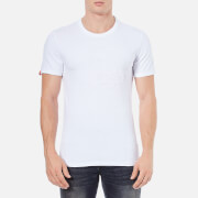 Superdry Men's Vintage Logo Emboss T-Shirt - Optic