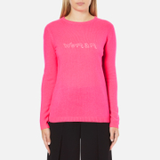 Bella Freud Women's Woman Cashmere Jumper - Pink