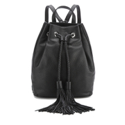 Rebecca Minkoff Women's Isobel Tassel Backpack - Black
