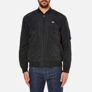 OBEY Clothing Men's Alden Bomber Jacket - Black