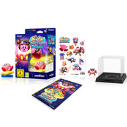 Kirby: Planet Robobot + Kirby amiibo (Kirby Collection) Pack