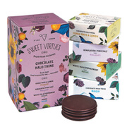 Sweet Virtues Superfood Chocolate Halos Gift Box