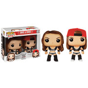 WWE Bella Twins Alternate Costumes Funko Pop! Figur (2 Pack)