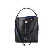 Ted Baker Women's Karisa Top Handle Bow Bucket Bag - Black