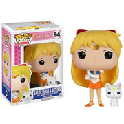 Sailor Moon Sailor Venus & Artemis Funko Pop! Figur