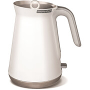 Morphy Richards 100003 Aspect Steel Jug Kettle 1.5L - White