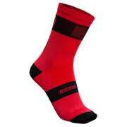 Sugoi RS Crew Socks - Chilli Red
