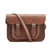 The Cambridge Satchel Company Women's 11 Inch Magnetic Satchel - Vintage