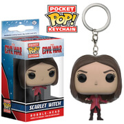 Capitán América: Civil War Scarlet Witch Pop! Llavero