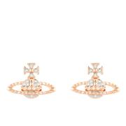 Vivienne Westwood Jewellery Women's Mayfair Bas Relief Earrings - Crystal