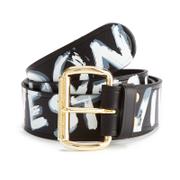 Vivienne Westwood Jewellery Camden Belt - Black/Gold