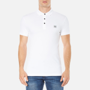 BOSS Orange Men's Pavlik Polo Shirt - White