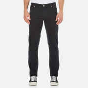 Versus Versace Men's Embellished Denim Jeans - Black