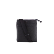 BOSS Hugo Boss Traveller Zip Cross Body Bag - Black