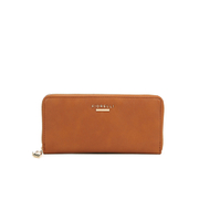 Fiorelli Women's City Zip Around Purse - Tan Casual