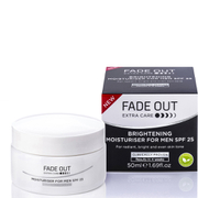 Fade Out Extra Care Brightening Moisturiser for Men SPF 25 50ml