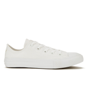 Converse Kids' Chuck Taylor All Star Canvas Ox Trainers - White