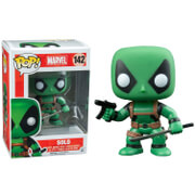 Deadpool Rainbow Squad Solo Funko Pop! Figur