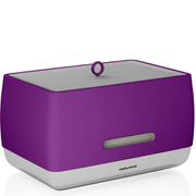 Morphy Richards 971304 Chroma Bread Bin - Plum