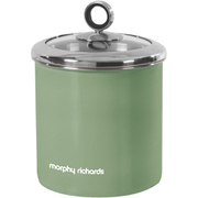 Morphy Richards 974081 Large Storage Canister - Sage Green