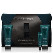 Menage Skincare Survival Kit