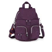Kipling Women's Firefly Medium Backpack - Plum Purple
