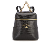 Vivienne Westwood Women's Dorset Croc Backpack - Black