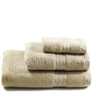 Restmor 100% Egyptian Cotton 3 Piece Towel Bale - Latte