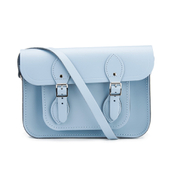 The Cambridge Satchel Company Women's 11 Inch Magnetic Satchel - Periwinkle Blue