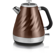 Swan SK37010TWN 1.6L Twist Jug Kettle - Copper