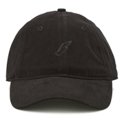 Billionaire Boys Club Men's Flying B Curved Visor Cap - Black