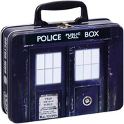 Top Trumps Collectors Tin - Doctor Who Tardis