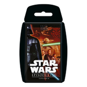 Top Trumps Specials - Star Wars 1-3