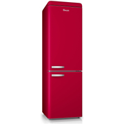 Swan SR11020RN Retro Fridge Freezer - Red
