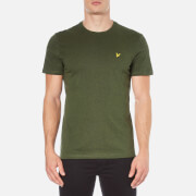 Lyle & Scott Men's Crew Neck T-Shirt - Dark Sage