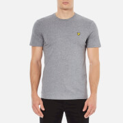 Lyle & Scott Men's Crew Neck T-Shirt - Mid Grey Marl
