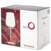 Grandezza White Wine Glasses (Set of 6)