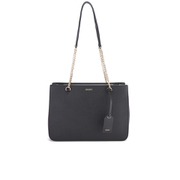 DKNY Women's Bryant Park Shopper Tote Bag - Black